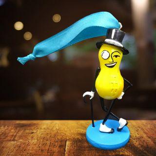 Mr. Peanut Ornament