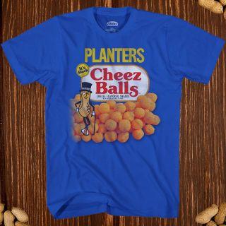 Planters Cheez Balls T-shirt