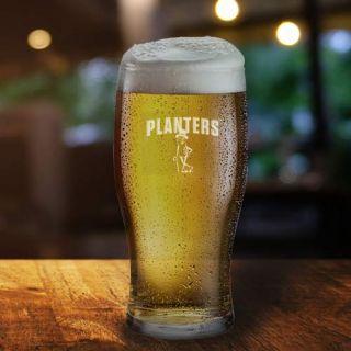 Planters 16oz Pub Glass
