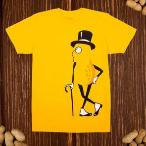 Mr. Peanut Jumbo T-Shirt