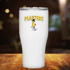 Planters 16.9 oz  Stainless Steel Tumbler
